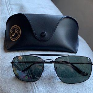 Rayban polarized Colonel Sunglasses!